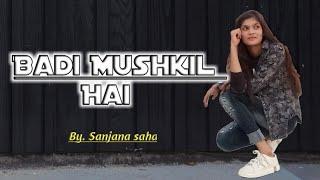 Badi Mushkil Hai Khoya Mera Dil Hai - Video dance   Abhijeet   Shahrukh Khan   By Sanjana saha.