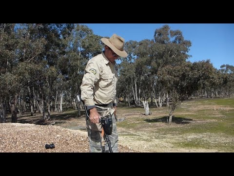 Convicts, Gold And Silver! Metal Detecting In Australia 2017.