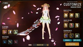 New Anime MMORPG!! | Soul Worker A tale of Destiny Android / IOS MMORPG gameplay and apk