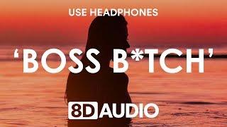 Doja Cat - Boss Bitch (8D AUDIO) 🎧