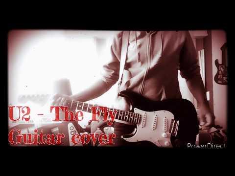 The Fly (album version) - U2 guitar cover