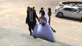 Turkmen Toy 2015 Лейла і Валентин 1-2