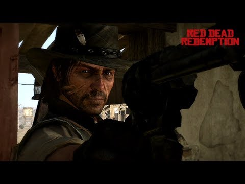 Red Dead Redemption - Political Realities in Armadillo