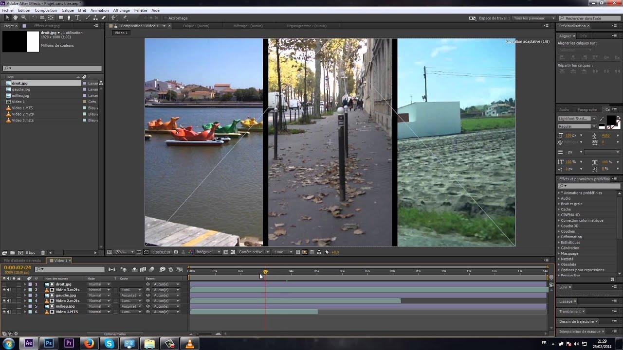 Tuto fr faire un cran partag ou split screen sur for Screen ecran