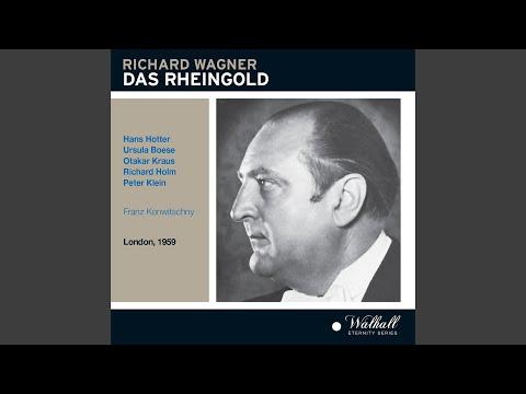 Das Rheingold, WWV 86A, Scene 4: Scene 4: Weiche, Wotan, Weiche! (Erda, Wotan, Fricka, Froh)