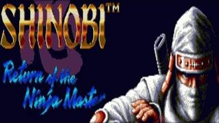 Shinobi 3: Return of the Ninja Master Game Review (Gen/Wii)