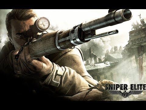 Sniper Elite V2 #10 Kopenick Launch Site (PC)