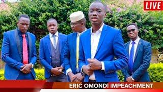 Mulamwah denounces Eric Omondi TO SUPPORT The IMPEACHMENT