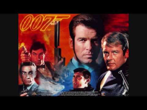 Bond...One Man  James Bond 007..music theme part 2