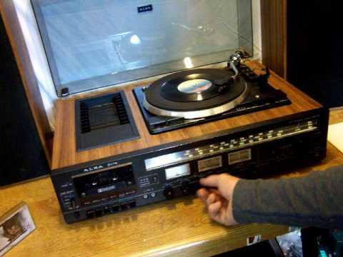 Alba 9075 late 70's music Centre