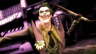 Injustice Gods Among Us : The Joker VS The Flash !