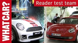 Mini Coupe and Volkswagen Beetle customer review - What Car?