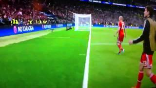 """Robben winning goal vs BVB Champions League Final 2013"" 2-1"