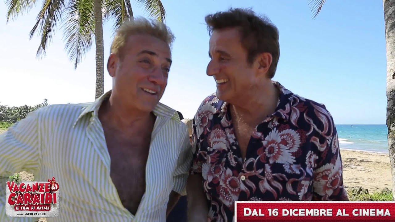 Frasi Del Film Vacanze Di Natale 83.Christian De Sica E Massimo Ghini Vacanze Ai Caraibi