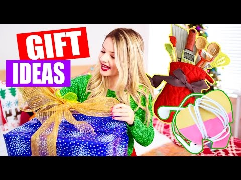 DIY Gift Ideas: Christmas and Birthday Gifts for Family and Friends!