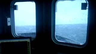 bering sea storm