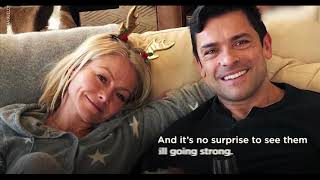 "Download Kelly Ripa and Mark Consuelos's Told how to  ""Ruined"" their Daughter's Birthday Mp3 and Videos"