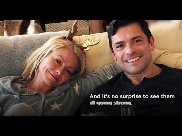 """Kelly Ripa and Mark Consuelos\'s Told how to  \""""Ruined\"""" their Daughter\'s Birthday"""