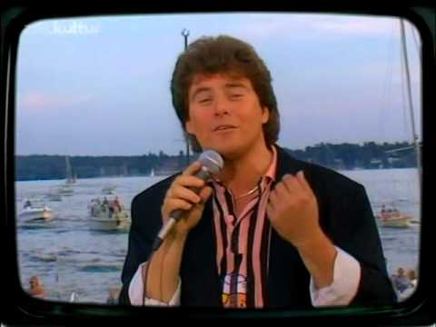 Andy Borg - Angelo Mio - ZDF-Sommerhitparade - 1987