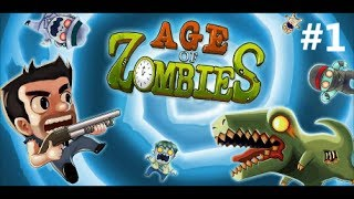 UNDEAD DINO - Age of Zombies [Part 1] (Ouya) w/ DT