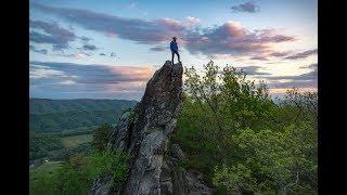 Hiking the Virginia Triple Crown