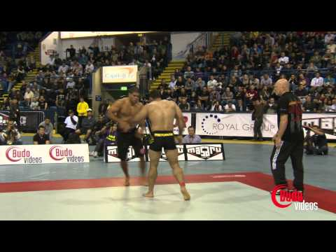 ADCC 2011 Andre Galvao vs Rousimar Palhares