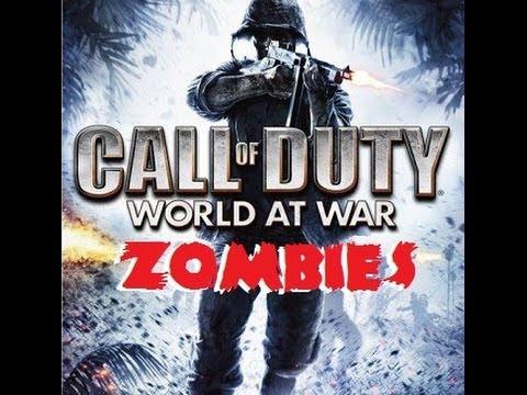 Single Player Cheats Call of Duty: World at War - YouTube