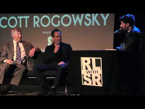 Josh Pais touches on Touchy Feely — Running Late with Scott Rogowsky