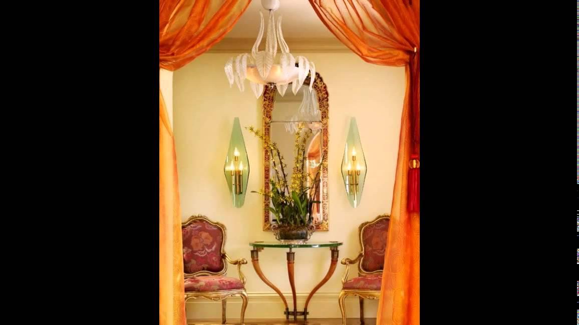 Exotische Inneneinrichtung Im Marokkanischen Stil