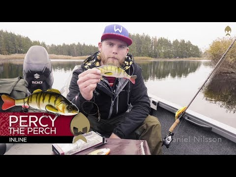 Percy The Perch Inline - Westin-Fishing