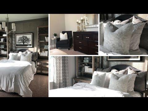Bedroom Decorating Ideas & Tour 2018