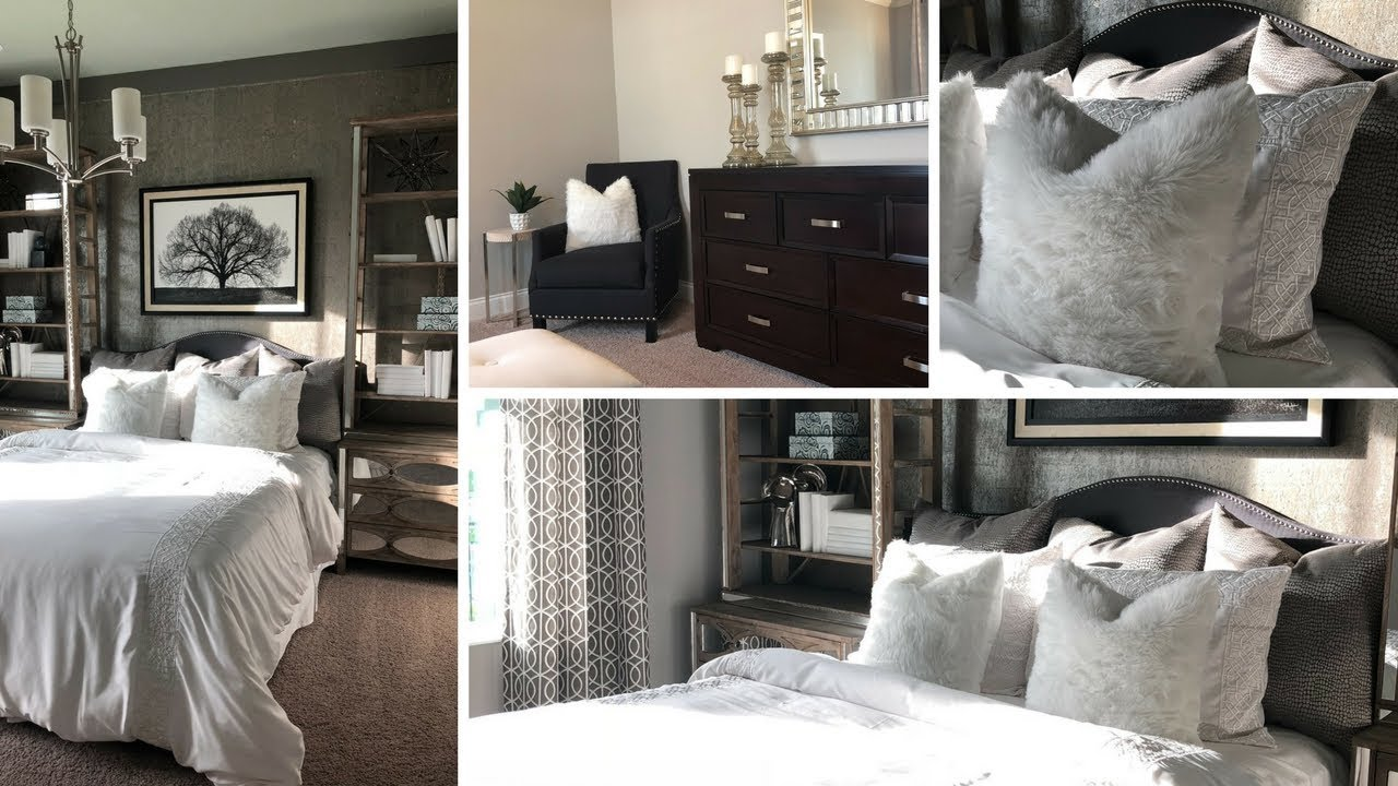 Bedroom Decorating Ideas & Tour 2018