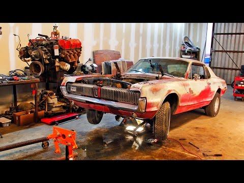 3-Day Engine Overhaul - Roadkill Garage Pilot