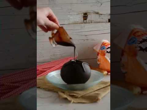 Esfera de chocolate sorpresa