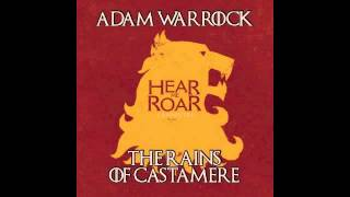 "Adam WarRock ""The Rains of Castamere"" [Game of Thrones]"