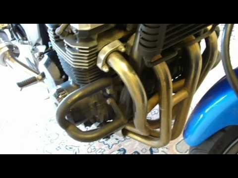 2000 Kawasaki Zr 7 Youtube