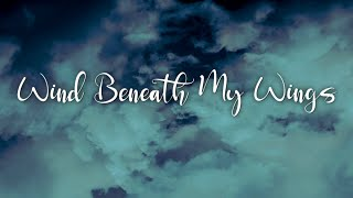 Wind Beneath My Wings | Bette Midler Karaoke (Key of C#)