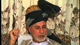 Interview Subedar (R) Abdul Ghafoor sahib, Islam Ahmadiyya (Pushto)