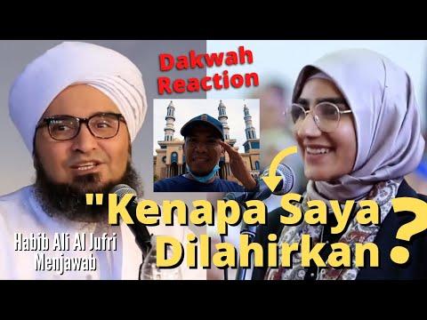 Download [CURHAT] Habib Ali Al Jufri Ditanyai Mahasiswi Soal ini..   Dakwah Reaction #17