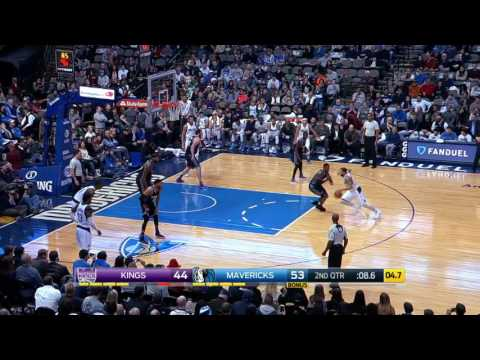 Sacramento Kings at Dallas Mavericks - December 18, 2016