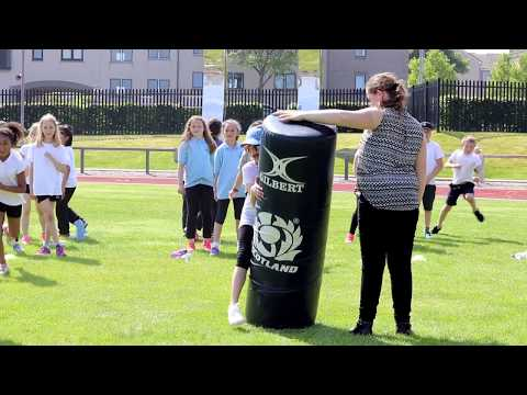 Aberdeen Youth Games 2017