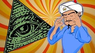 AKINATOR! | Can He Confirm The Illuminati?