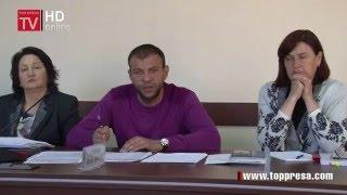 Публично обсъждане на Отчета на Общината за 2015 г. проведоха днес в Гоце Делчев