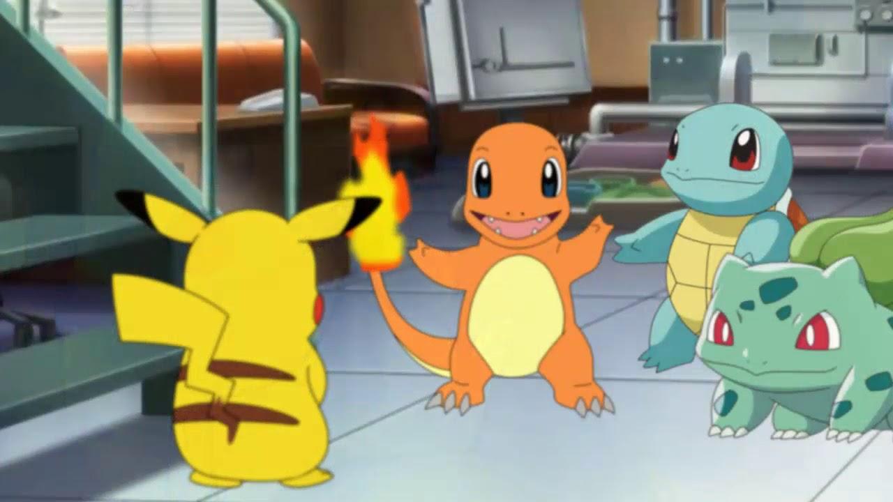 "Ver Historias Pokémon : ""Quiero estar contigo "" (La historia de Pikachu) 1/3 en Español"