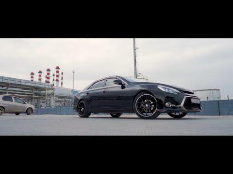 """Toyota Mark X GRX130. Правильный """"Х"""" для Дальнего Востока. DESTRUCTION TEST №36."""