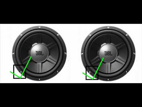 Check Your Sound System