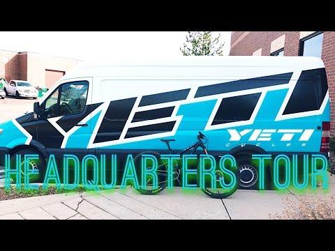 Yeti Cycles Headquarters Tour | Golden,  Colorado