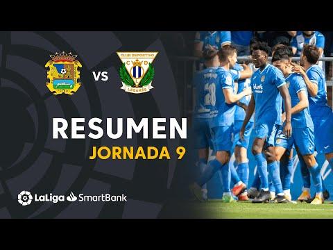 CF Fuenlabrada Leganes Goals And Highlights