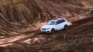 Как мы топили в грязи новенькие BMW X5. Демонстрация работы системы полного привода BMW XDrive