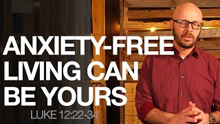 ANXIETY-FREE LIVING CAN BE YOURS | Sunday Service 2 21 21 ONLINE | HBC